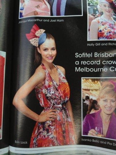 Sofitel Brisbane's Melbourne Cup Luncheon 2012