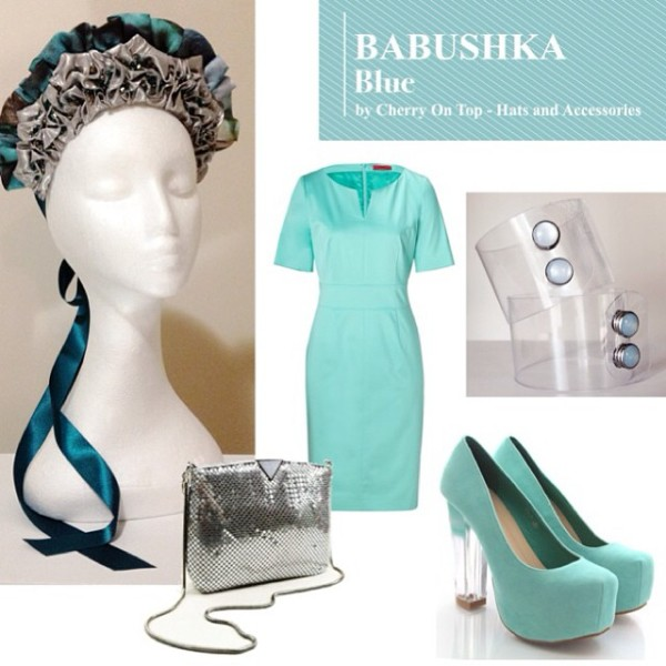 Pretty pastels in figure flattering lines are classy and elegant. Perfect for the race track.